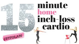HOME FITNESS FULL BODY WORKOUT - INCH-LOSS CARDIO EXERCISE - SUITABLE FOR EVERY FITNESS LEVEL