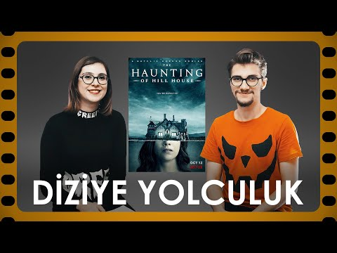 DİZİYE YOLCULUK: The Haunting of Hill House (Tepedeki Ev) Spoiler'lı İnceleme #tepedekiev #inceleme