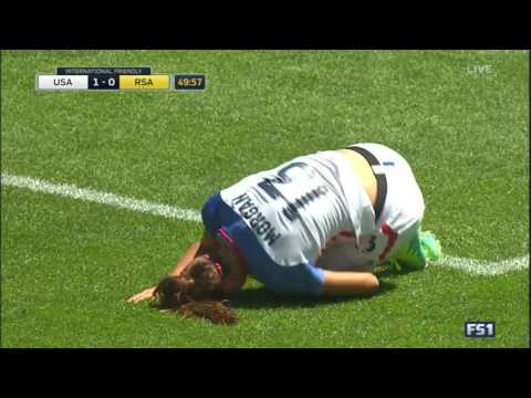 (3) USWNT vs South Africa 7.9.2016