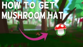[Vesteria] HOW TO GET THE MUSHROOM HAT! ROBLOX