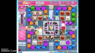 Candy Crush Level 1159 help w/audio tips, hints, tricks