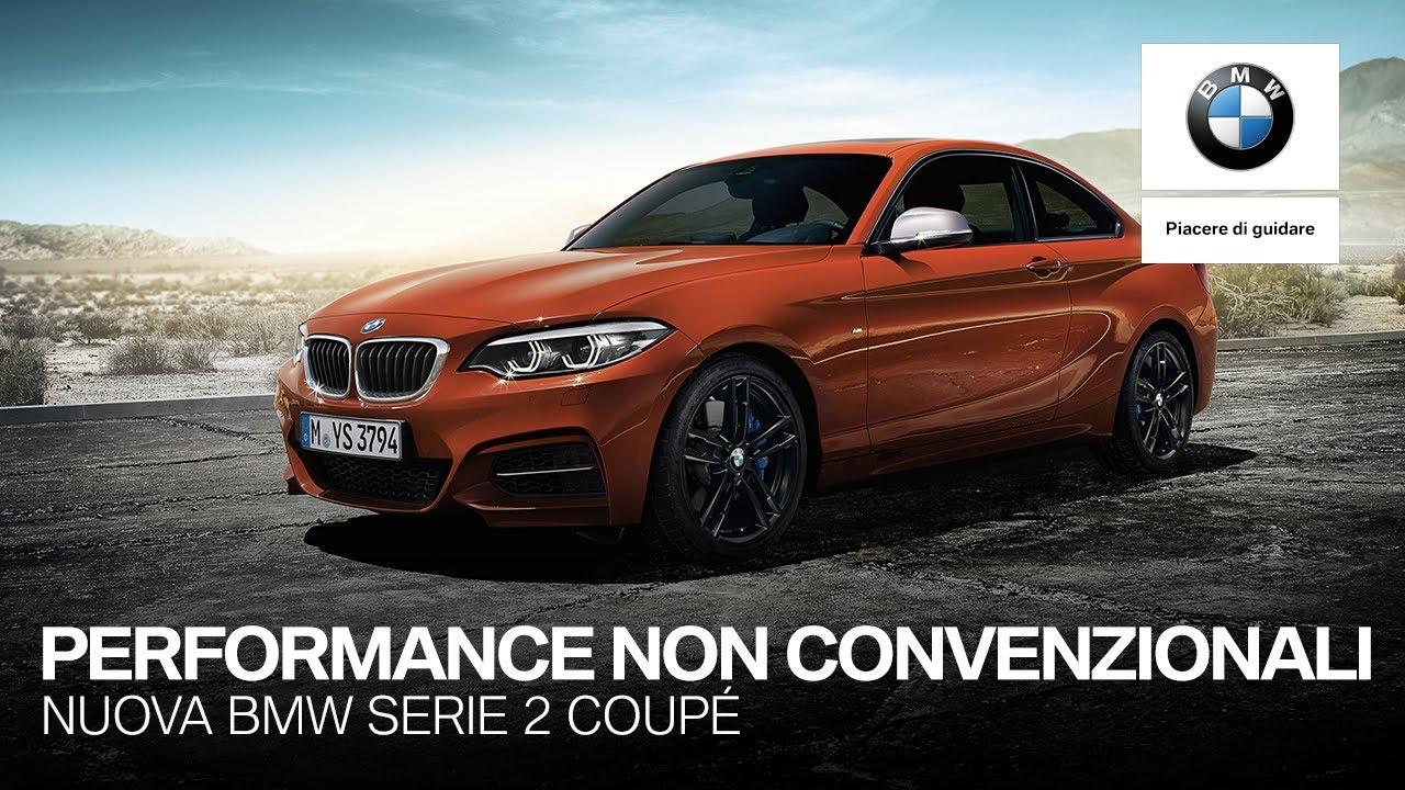 Nuova Bmw Serie 2 Coupé Performance Non Convenzionali