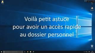Tuto : Personnaliser son menu démarrer sous Windows 10