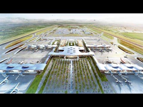 Santiago de Chile tendrá el principal y más moderno aeropuerto de Sudamerica - Nuevo Pudahuel