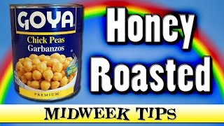 How To Make Honey Roasted Chickpeas