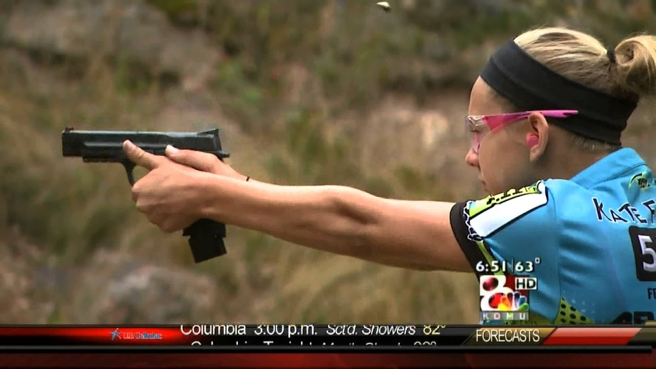 Teen Gains National Attention for Shooting Talent