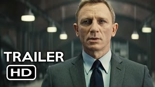 007 Spectre Official Trailer #2 (2015) Daniel Craig James Bond Movie HD thumbnail