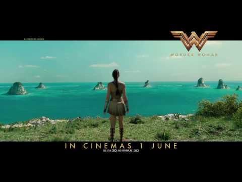 Wonder Woman ['Goddess' TV Spot in HD (1080p)]