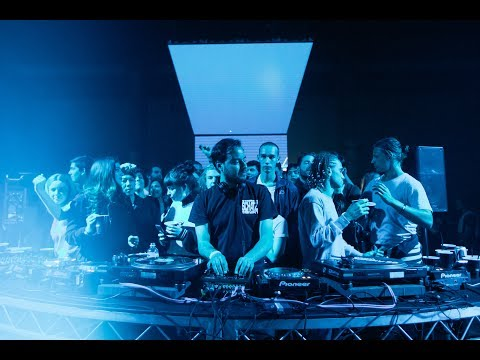 Jacques Renault Samsung Galaxy S8 x Boiler Room Sydney Live Performance