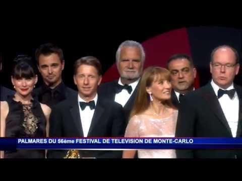 Le 56ème Festival de Télévision de Monte-Carlo dévoile son palmarès