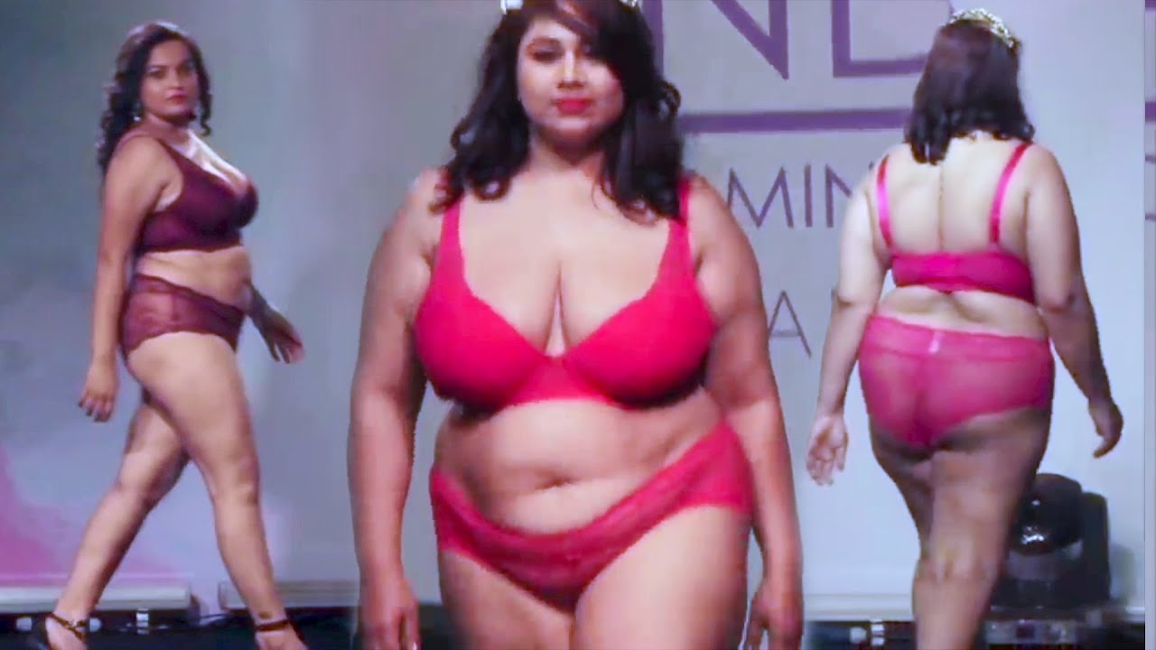 Download India's First & Hottest Plus Size Bikini Fashion Show Ever | Part 3