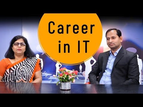 Career in IT - Career Talks with Computer Science Faculty.
