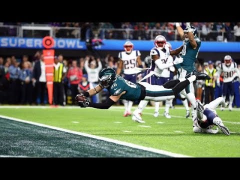 Super Bowl 52 Full Game With Commericals | Eagles vs. Patriots | NFL