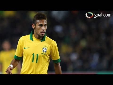 Luiz Felipe Scolari  on Neymar