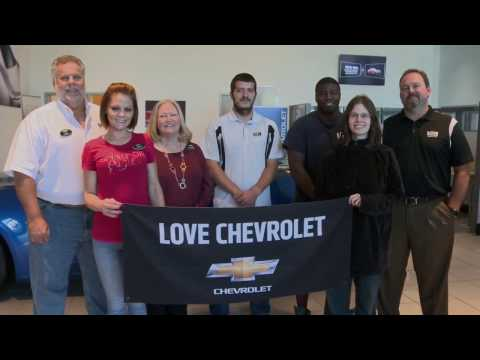 Love Chevrolet - 2016 Exemplary Employer Award