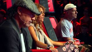 Susanna Martirosyan,Твои следы - The Voice Of Armenia - Blind Auditions - Season 1
