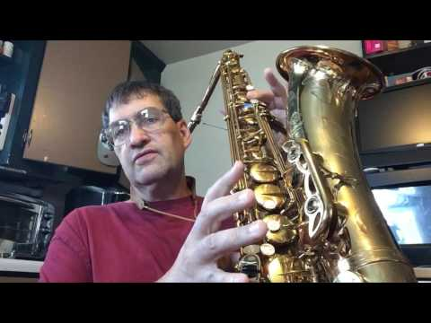 Big Dave Wilson - Some Blues Tricks and Techniques for Saxophone