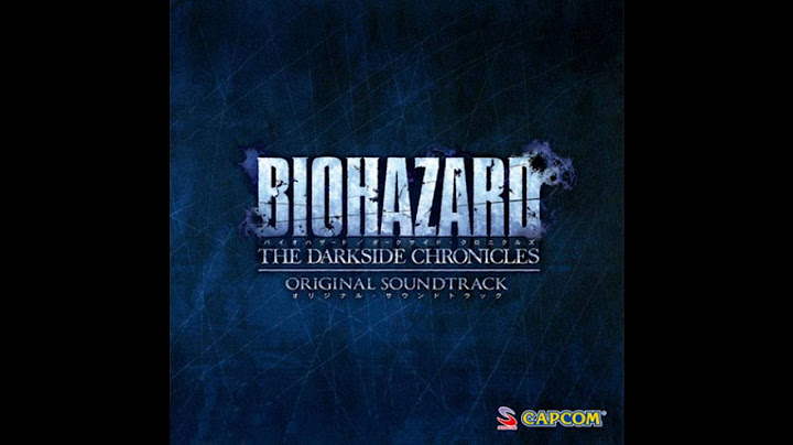 resident evil darkside chronicles soundtrack 10 tea time
