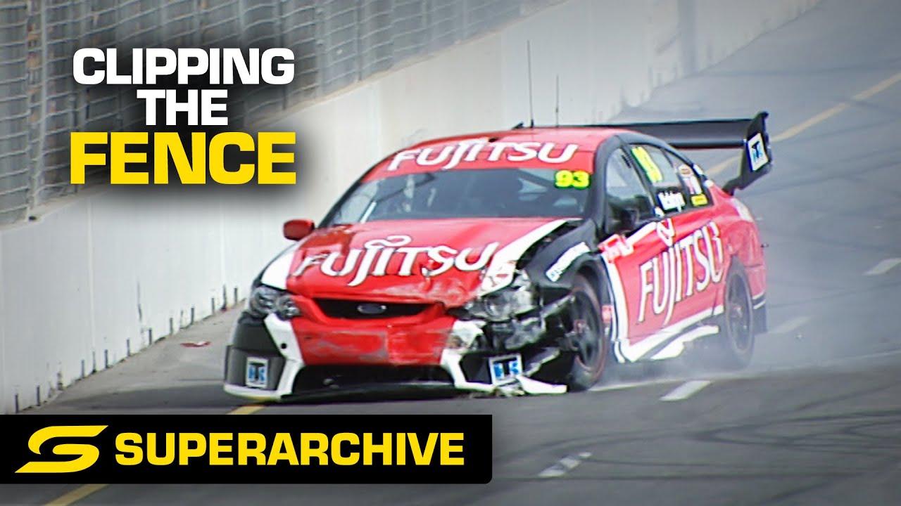 Race 2 - Adelaide 500 [Full Race - SuperArchive]   2010 Fujitsu V8 Supercar Series