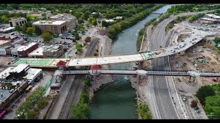 Grand Avenue Bridge Construction Update - September 27, 2017