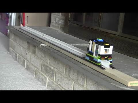 Custom Magnetic Levitation Track and Trolly