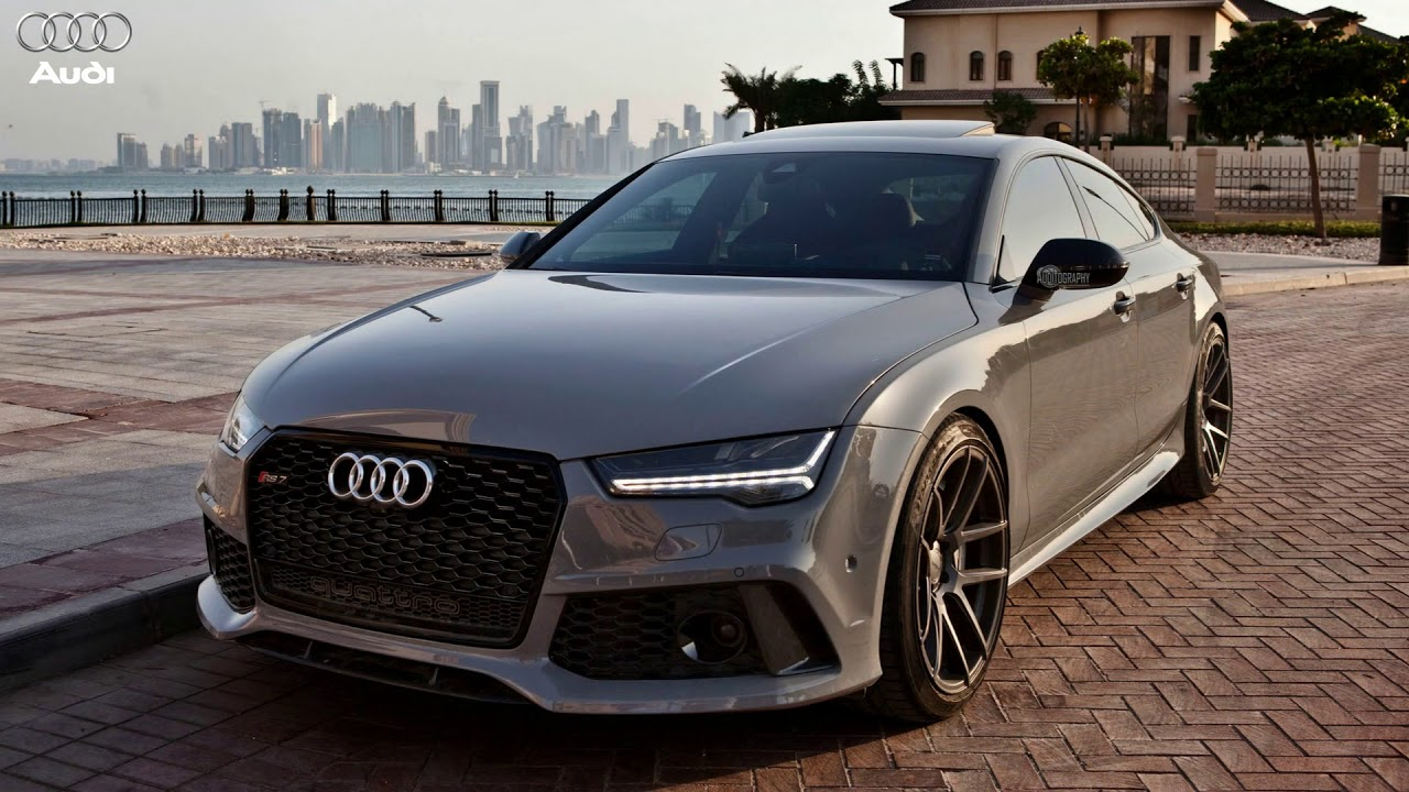Audi Rs7 Quattro 2018 Youtube