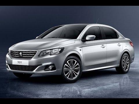 Nuevo Peugeot 301.