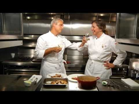 farm style kitchen chair cushions target rabbit two-ways with eric ripert - youtube