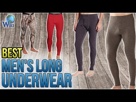 10 Best Men's Long Underwear 2018