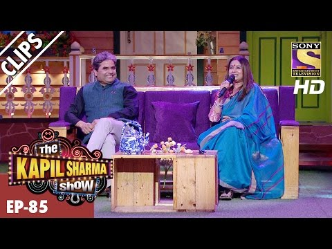 Kapil with Vishal Bhardwaj & Rekha Bhardwaj – The Kapil Sharma Show - 26th Feb 2017