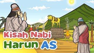 Download Video Kisah Nabi Harun AS dan Patung Anak Sapi - Kartun Anak Muslim MP3 3GP MP4