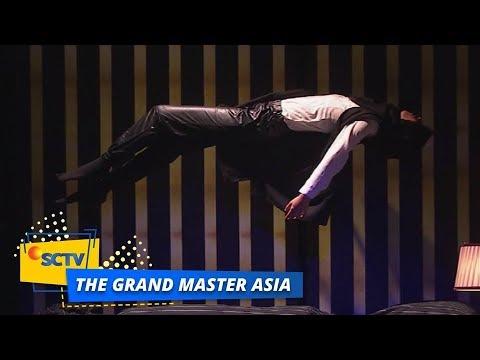 GAWAT! Rizuki Bisa Tidur Sambil Melayang   The Grand Master Asia Top 5