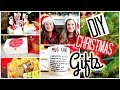 DIY Christmas Gifts 2015 | Cute, Easy + Affordable!