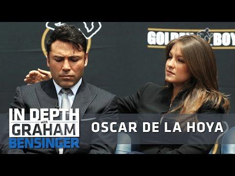 Oscar De La Hoya: I Hate Myself For Cheating