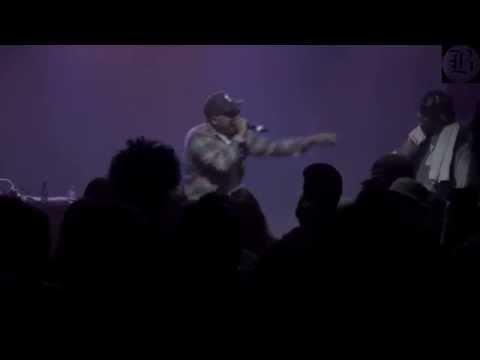 Extrait concert Slum Village by Vmax pour Banlieuzart TV