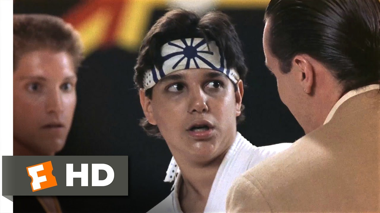 The Karate Kid Part Iii Now The Real Pain Begins Scene 9 10 Movieclips Youtube