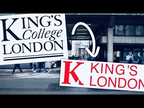 UK Universities Scholarship Series - King's College London United Kingdom