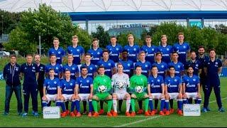 ► FC Schalke 04 U17 ◄ ★ Alle Tore der Hinrunde 2016/17 ★ HD