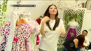 Sarwendah buka bisnis fashion, karena terinspirasi dari sang anak