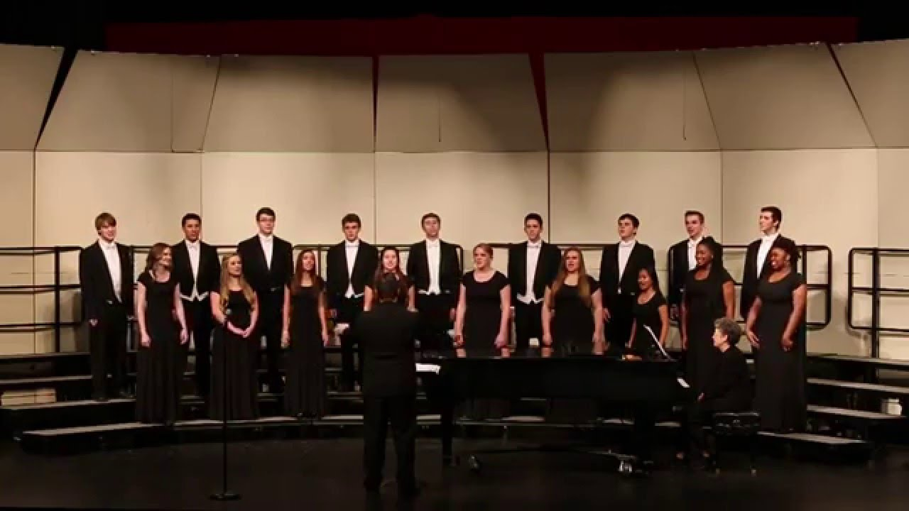 12 days of christmas medley funny a cappella version flushing high school