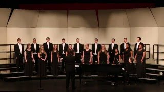 12 Days of Christmas Medley - Funny A Cappella Version - Flushing High School