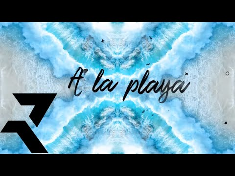 Vik Leifa - A la playa [Lyric Video]