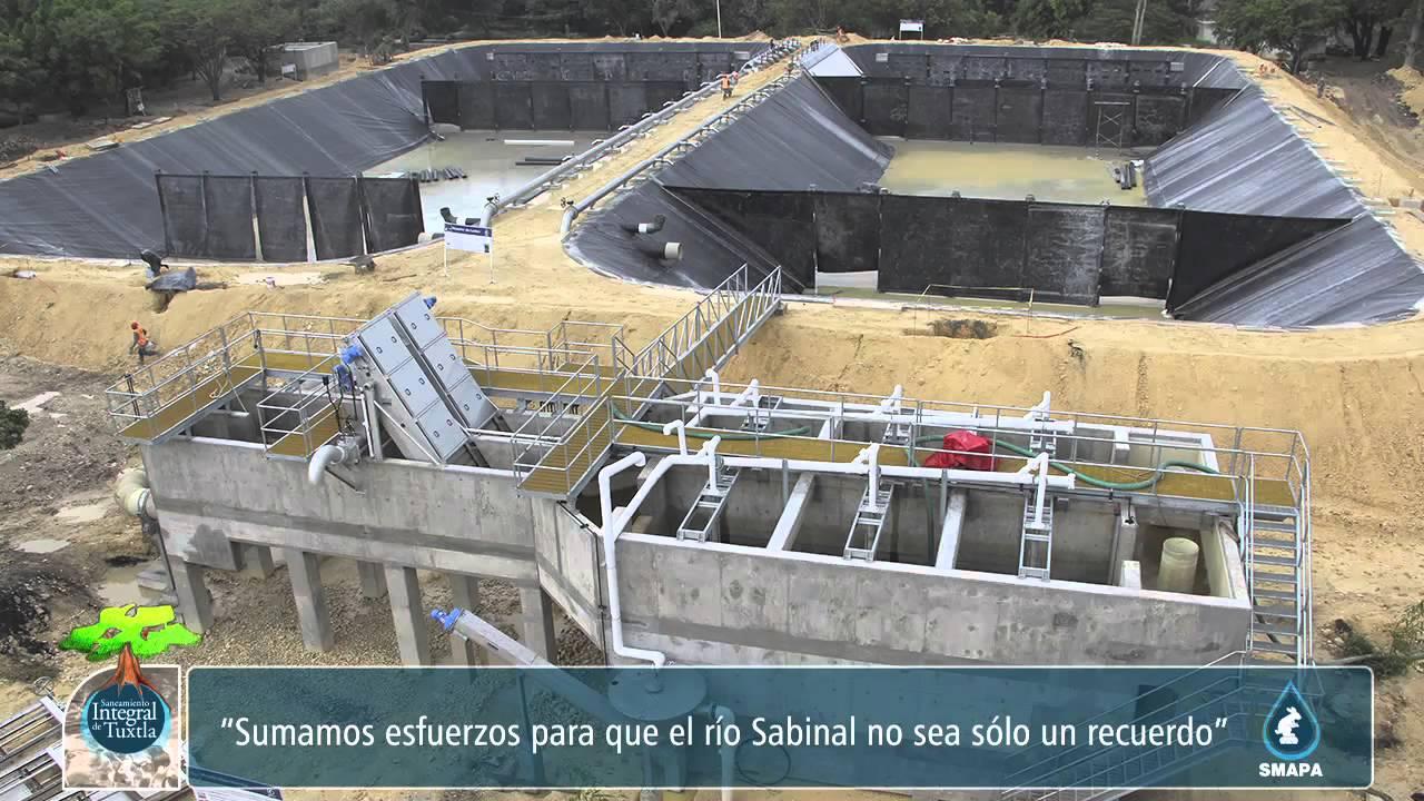 Planta de tratamiento de aguas residuales tuchtl n una - Tratamiento de agua ...