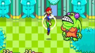 Mario & Luigi: Superstar saga - Bosses (no damage ) 1/5