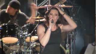 Nightwish Live In Costa Rica - Crimson Tide / Storytime