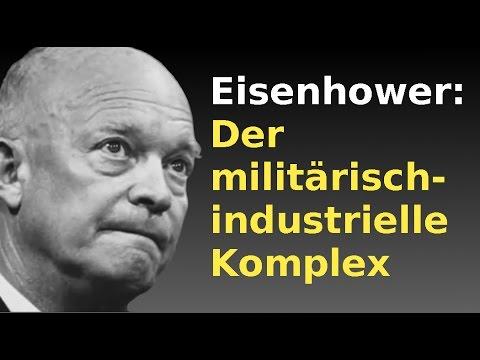 Der militärisch-industrielle Komplex - Eisenhower 1961 - Militärbudget USA 2015: 600 Mrd. $ #32