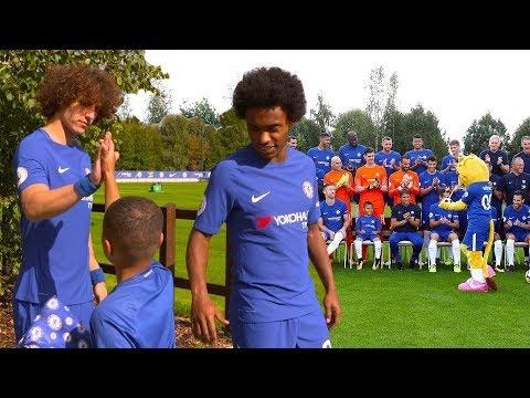 David Luiz Reveals