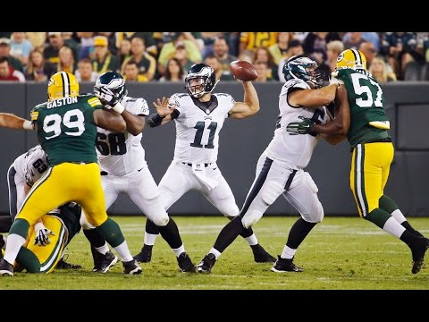 Eagles vs. Packers highlights - 2015 NFL Preseason Week 3