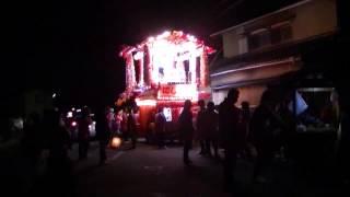 2015 静岡県 湖西市 入出地区 秋祭り 10・17(土)