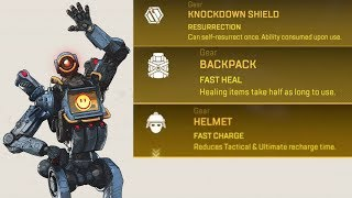Using the BEST Golden Items in Apex Legends